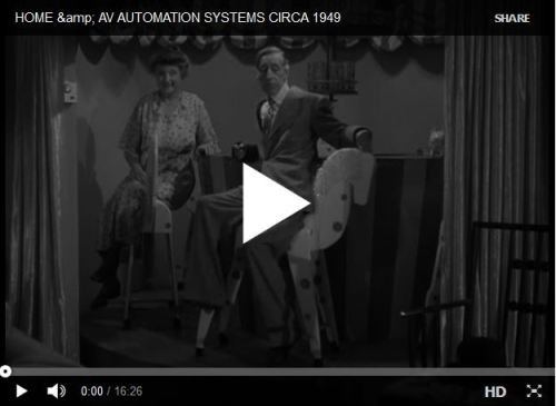 Before there was Crestron Automation there was ...